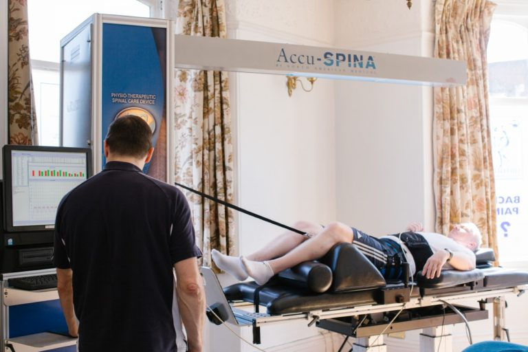 IDD Therapy at Sheffield physio